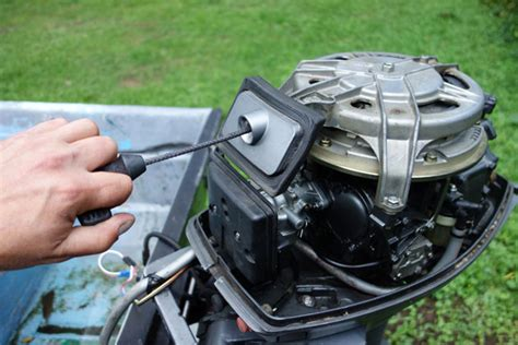 old boat engine repair make your old outboard engine new again boats