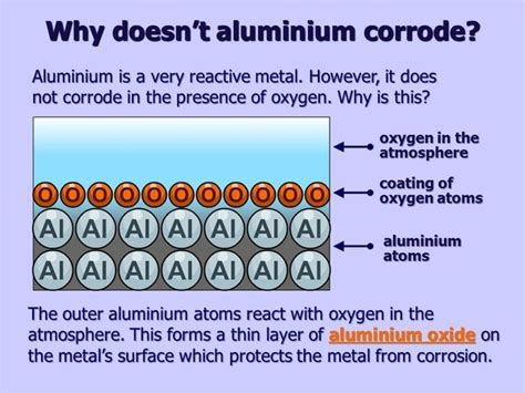 this is why metal is what conditions does aluminium corrode quora