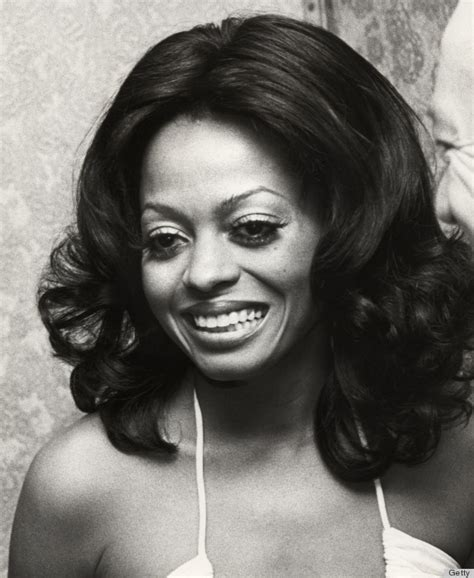 Diana Ross Hairstyles by 1970s Hair Icons That Will Make You Nostalgic Huffpost