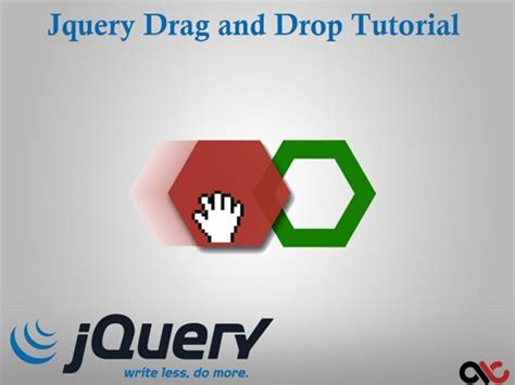 tutorial jquery animate jquery drag and drop tutorial step by step tutorial guide