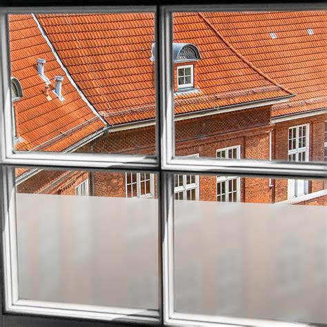 Klebefolie Fenster Sichtschutz Entfernen by Klebefolie Milchglasfolie T 252 Rmarkierung Streifen Silber Nr