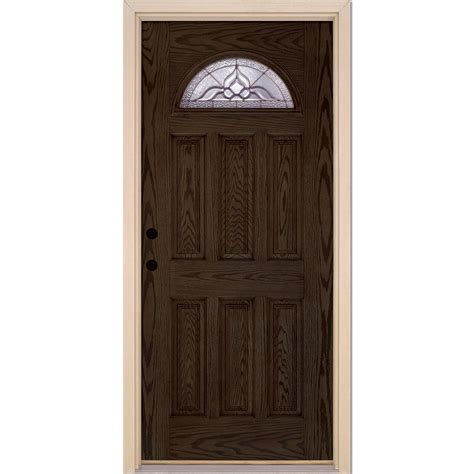 feather river doors 31 5 in x 81 625 in lakewood zinc