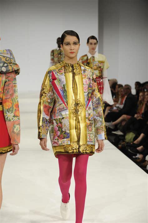 Graduate Fashion Week Trendwatch Nineties Neon by Graduate Fashion Week Of Central Lancashire