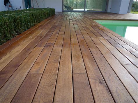 pavimento per esterni parquet e pavimenti in legno per esterni a brescia dall