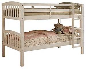 Loft Bed Jcpenney Jcpenney Bunk Bed Devan Kids Twin Never Miss A Sale