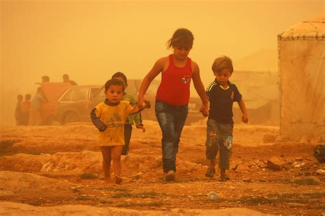 Syari And Kid scores of syrian are now the children of