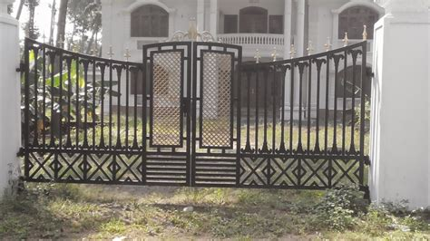 gate designs different gate designs