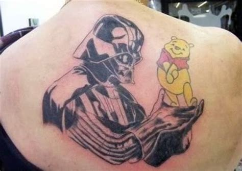 disney themed tattoos creative disney inspired tattoos damn cool pictures