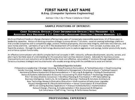 resume format for system engineer 10 best images about best system administrator resume templates sles on supply