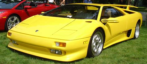 Lamborghini Diablo Wiki Imagenes E Info Sobre El Espectacular Lamborghini Diablo