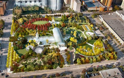 Okc Myriad Gardens by The Gilley Oklahoma City Real Estate