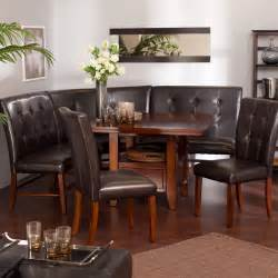 Nook Dining Room Set by Corner Nook Dining Set Kmart 187 Gallery Dining