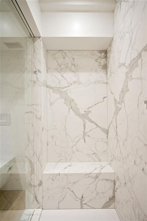 calacatta bathroom white calacatta marble bathroom by belgian interior