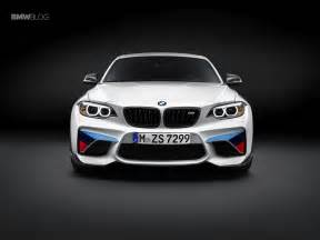 Bmw Accessories See It In Bmw M2 With M Performance Parts On The