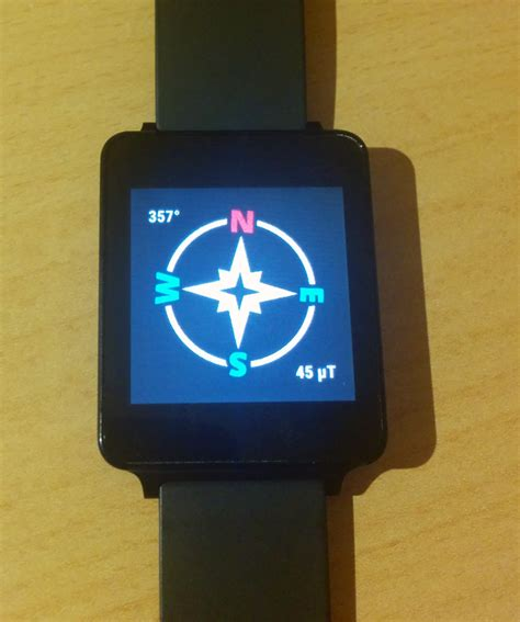 compass android compass for android wear android apps on play