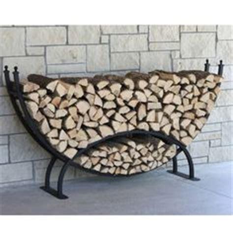 Fireplace Log Holder Home Depot by Firewood Rack On Firewood Firewood Storage