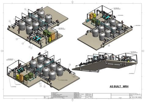 3d Layout Design piping amp plant layout