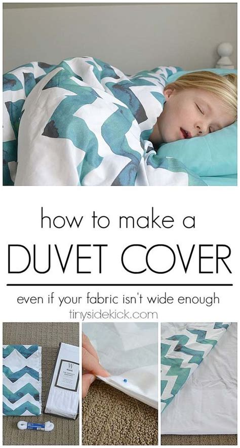 how to keep down comforter in duvet cover 29 cool diys to make for your bed diy projects for teens