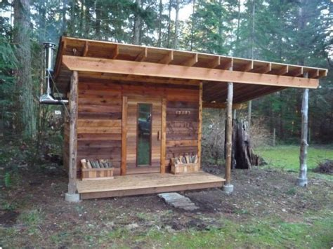 Backyard Sauna by 25 Best Ideas About Outdoor Sauna On Saunas