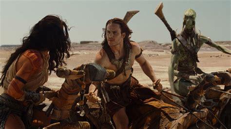 Film Cowboy Mars | john carter movie review geek ireland