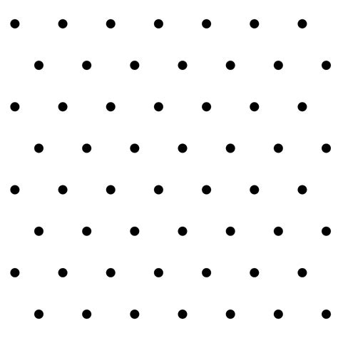 dot pattern types lattice group wikipedia