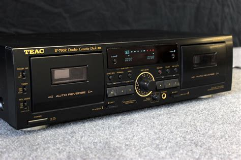 teac cassette deck teac w 790r cassette deck what s it worth