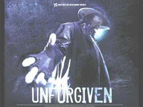 unforgiven theme song re wwe unforgiven 2007 theme song the undertaker youtube