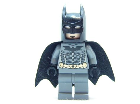 Lego Key Chain Heroes Batman Gray Suit lego batman 7884 7886 7888 minifig grey suit minifigure not heroes ebay