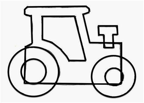 tractor template to print sailboats and circle skirts felt tractor ornament free