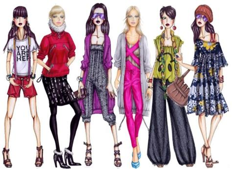 1000 images about fashion sketch on fashion