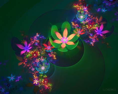 3d Flower Wallpapers For Nature Lovers Blog For