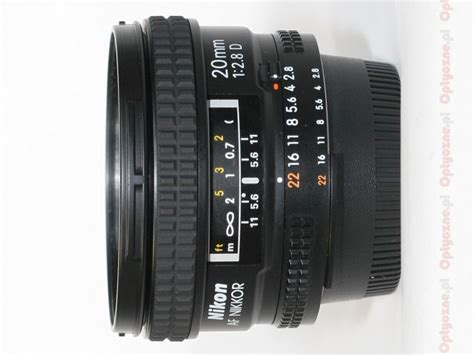 Nikon Af 20mm F 2 8d Lens nikon nikkor af 20 mm f 2 8d review introduction