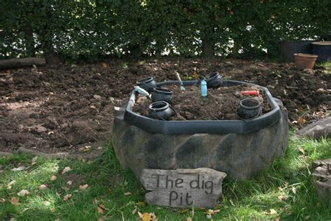 how to dig a pit 17 best images about outdoor play on plays