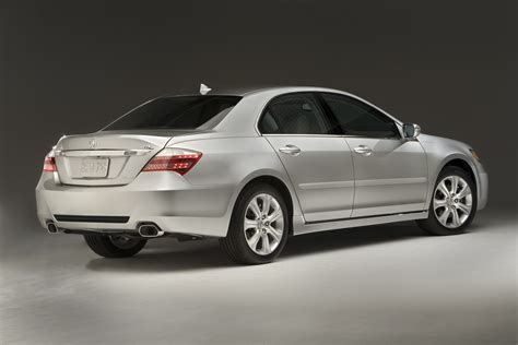redesigned 2009 acura rl debuts at chicago auto show