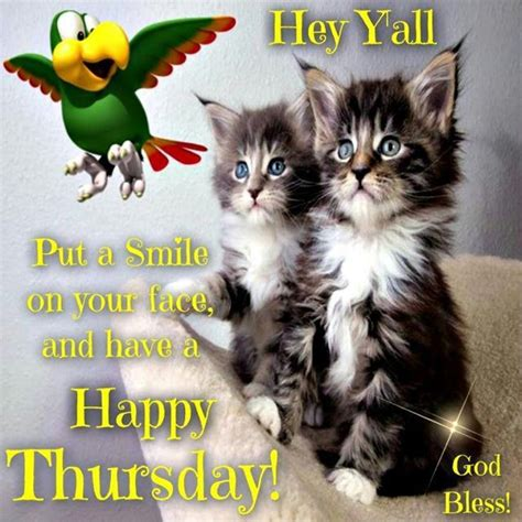 put  smile   face    happy thursday