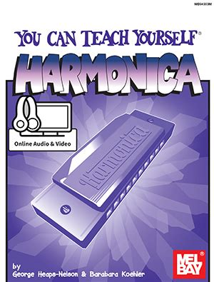 what research about supplies can teach you you can teach yourself harmonica book audio