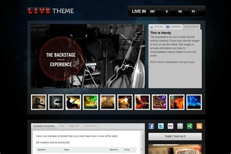 live tv themes 25 best video and multimedia wordpress themes