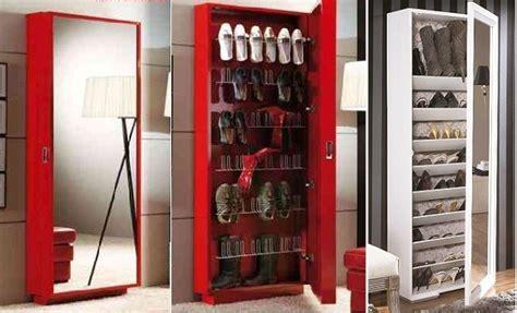 mueble zapatero giratorio casero ideas para guardar y organizar tus zapatos stop desorden