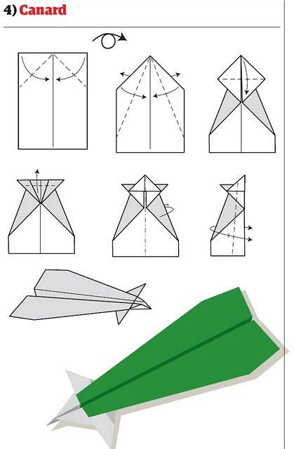 How To Make A Cool Paper Airplane - damn cool pictures how to build cool paper planes
