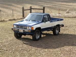 1985 Toyota Sr5 For Sale 1985 Toyota Sr5 Xtra Cb 4x4 W 5 Speed And 4 Cyl