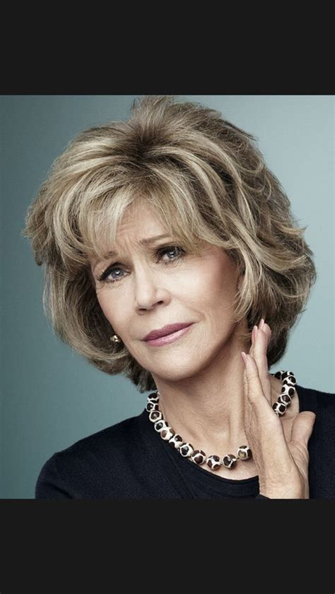 jane fonda color 17 best images about hairstyles on pinterest bobs for