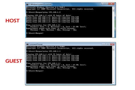 cara membuat jaringan lan di ubuntu cara membuat jaringan komputer sederhana dengan virtual box