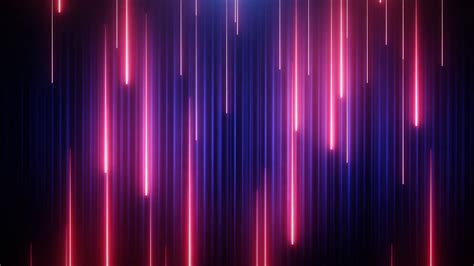 neon background neon blue animation vj background with shiny particles