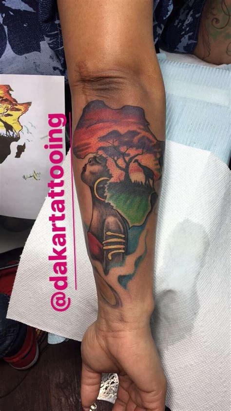 africa tattoo designs 25 best ideas about africa tattoos on