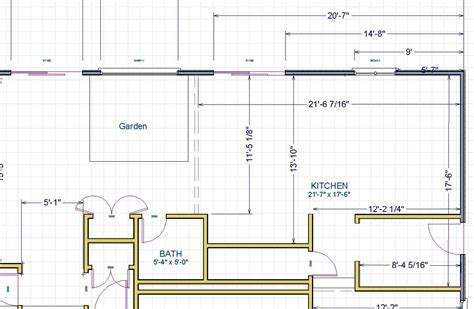 Kitchen Island Layout Dimensions