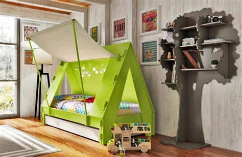 chambre d enfant original lits cr 233 atifs pour la chambre des enfants