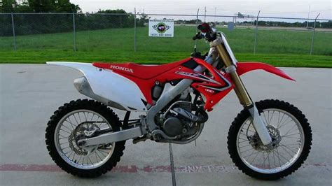 honda motocross bikes for sale 4 199 2011 honda crf250r motocross bike for sale