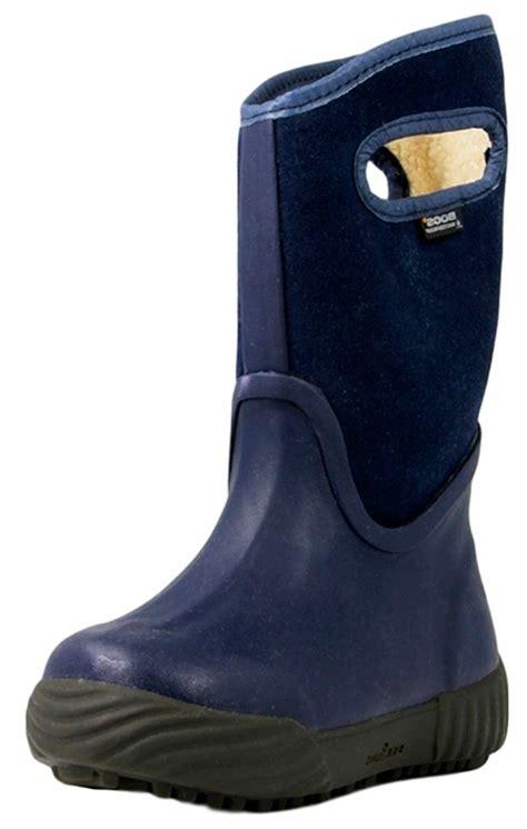 children s muck boots bogs muck boots boys city farmer waterproof suede