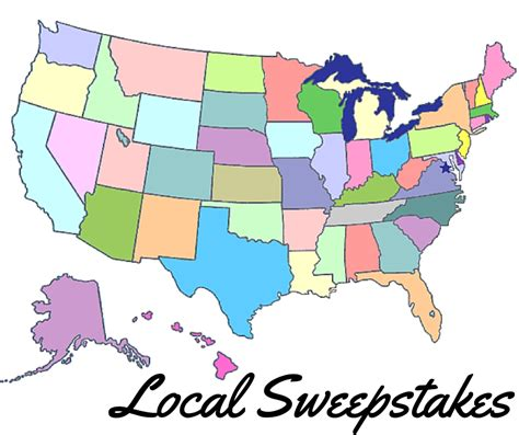 new feature local sweepstakes on sweepstakes advantage - Sweepstakes Advantage Plus