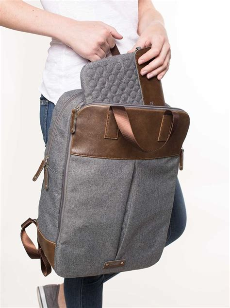 Backpack Denim Forest 18 best zwei bags images on autumn for